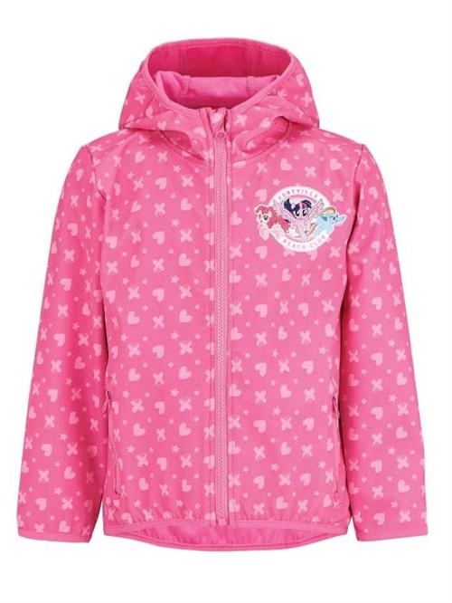 My little Pony softshell jakke, str.92