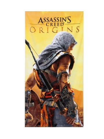 Assassins Creed badehåndklæde, Origin