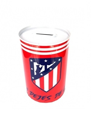 Atletico Madrid pengeboks 15 cm
