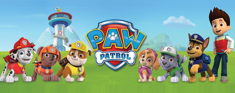 Velsete Paw Patrol Tøj m.m | Køb bl.a Paw Patrol Sengetøj, Bamse & Nattøj NC-43