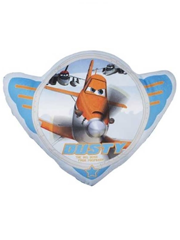 Disney Planes decor pude, blå