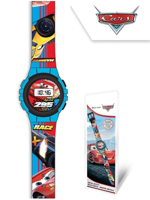 Disney Cars McQueen digital armbåndsur