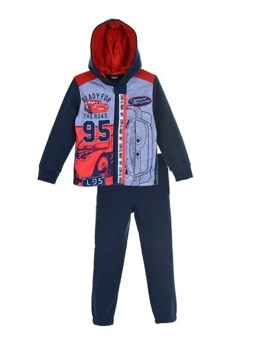 Disney Cars McQueen joggingsæt, Ready for the road , navy