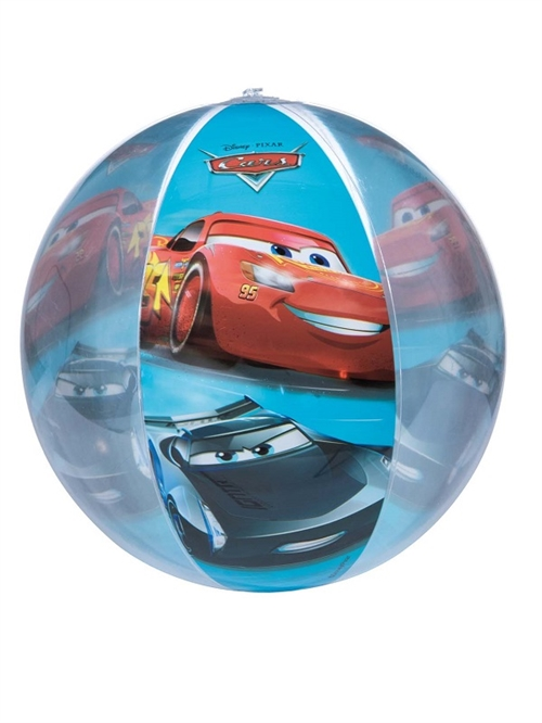 Disney Cars McQueen badebold