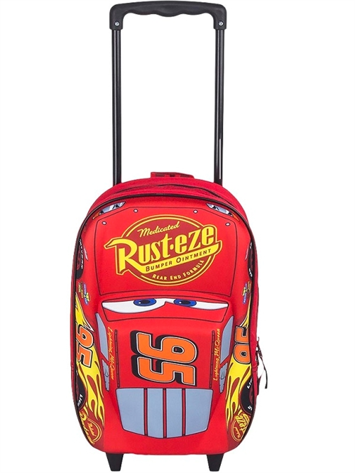 Disney Cars McQueen trolley / rygsæk 3D