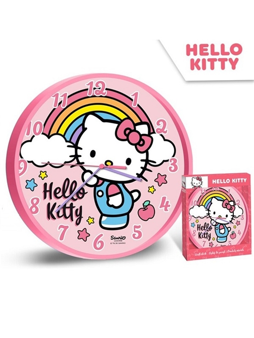 Hello Kitty vægur