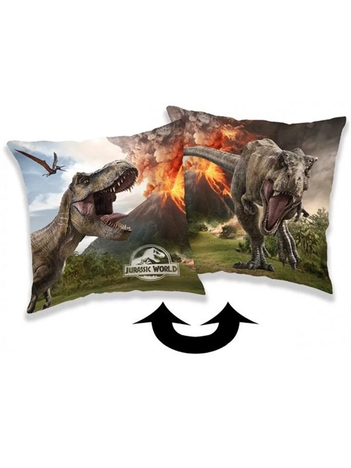 Jurassic decor pude
