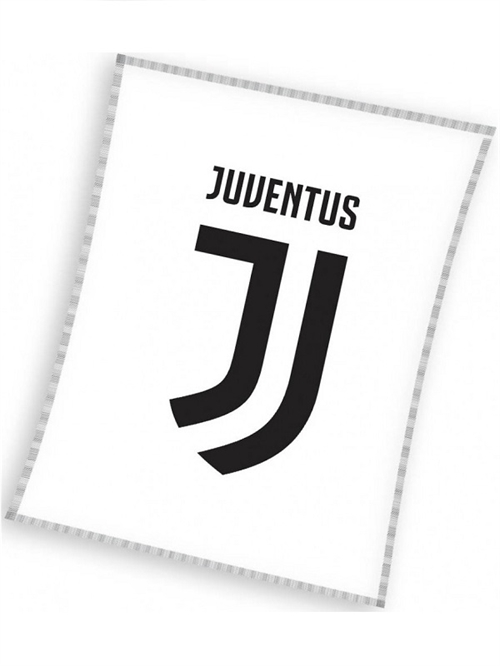 Juventus fleece tæppe