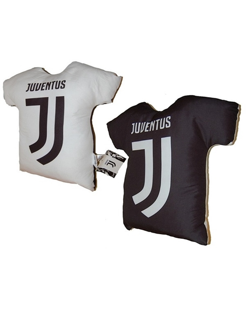 Juventus decorpude i T-shirt form , sort-hvid