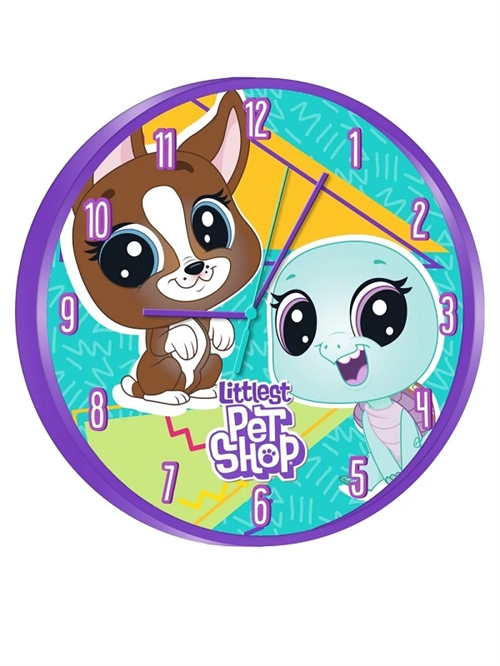 Littlest Pet Shop vægur