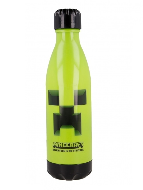 Minecraft vandflaske 660 ml, Creeper