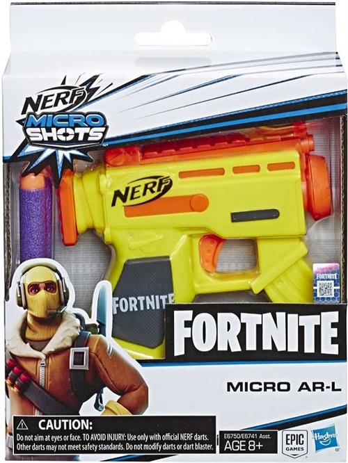 Fortnite Nerf Micro AR-L