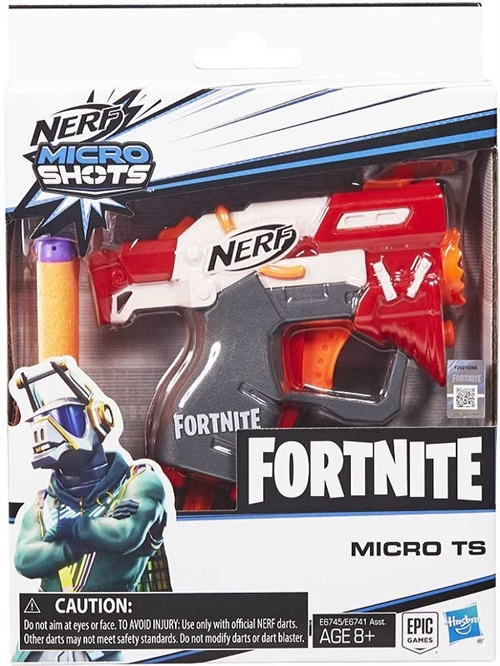 Fortnite Nerf Micro TS