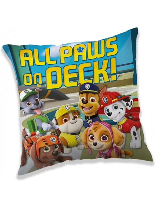 Paw Patrol decorpude , All Paw on deck !