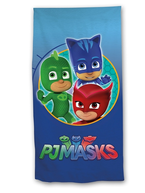 PJ Masks badehåndklæde, Its time to be a Hero