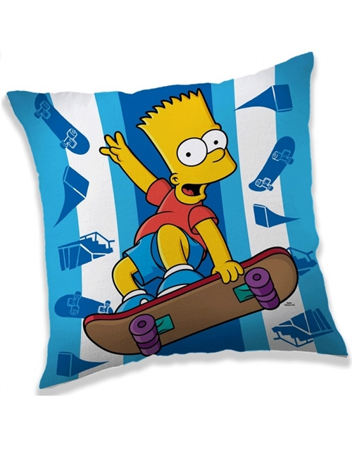 Simpsons decor pude