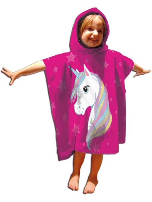 Unicorns badeponcho